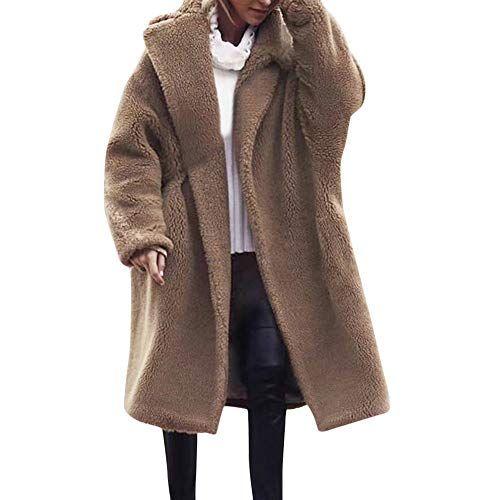 cappotto oversize donna