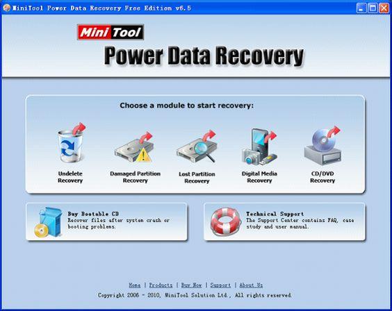 программа power disk recovery