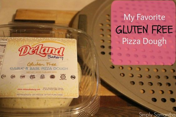 My Favorite Gluten Free Pizza Dough
