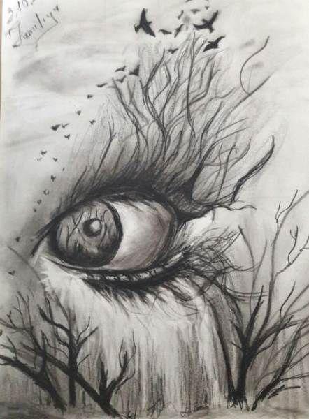 Best Drawing Lapiz Dark Ideas Cool Drawings Dark Drawings Dark Art Drawings