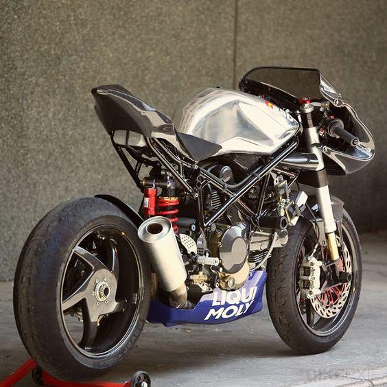 Radical Ducati Wildcat