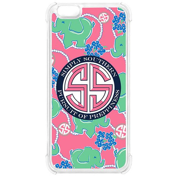 Simply Southern Elephant Phone Case