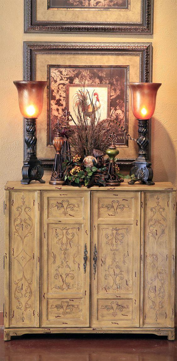Hemispheres A World Of Fine Furnishings Tuscan Decor I Love Pinterest Candlesticks