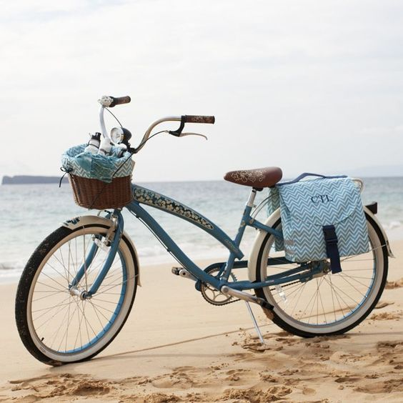 Need to fix up my beach cruiser to look like this!