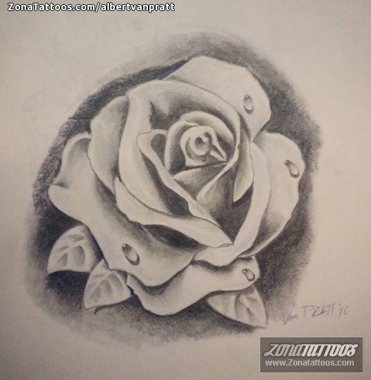 Diseño de albertvanpratt en ZonaTattoos.com, tu comunidad sobre el mundo del Tatuaje.