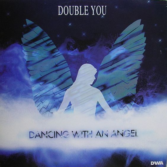 Double You – Dancing with an Angel (single cover art)