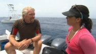 EXCLUSIVE: Soledad O'Brien interviews Branson on shark conservation. | Sponsored by, www.mexico-myspace.com: