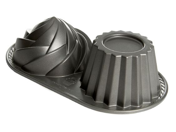 Nordic Ware Cute Cupcake Pan for $12  Giant cupcakes have to be better right?