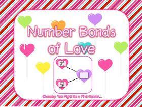 Number bonds activity