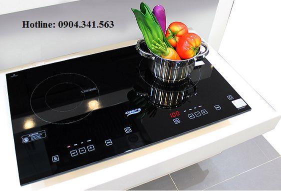 Tại sao nên dùng bếp điện từ Chefs EH MIX2000A