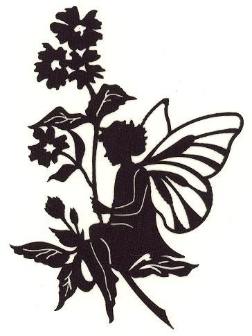 Garden Fairy Stencils  Wwwimgarcadecom Online Image