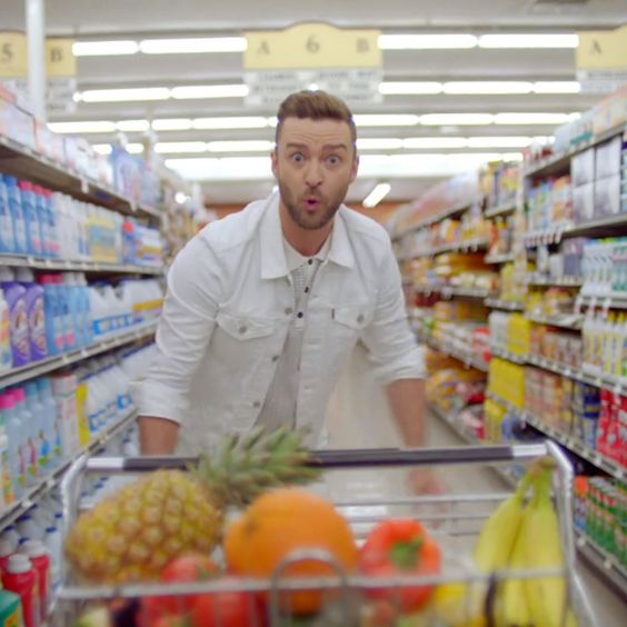 À l'international - Can't Stop the Feeling! de Justin Timberlake | HollywoodPQ.com