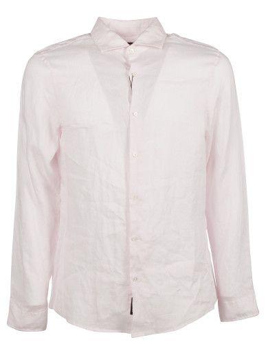 MICHAEL MICHAEL KORS Michael Kors Linen Shirt. #michaelmichaelkors #cloth #shirts