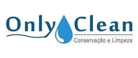 Novo Logo OnlyClean com criação da AbsolutaDesign