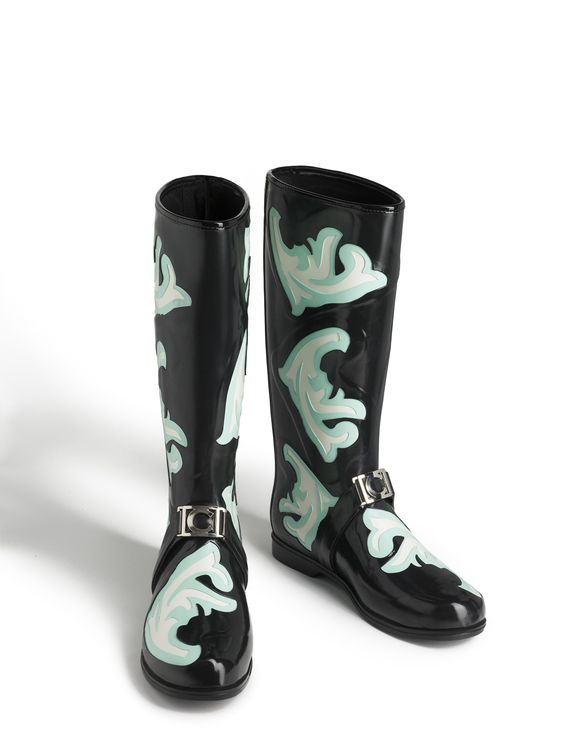 The unique Sofia rain boot. Click through to buy! | Ciccone ...