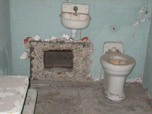 Inside Alcatraz The Hole Alcatraz Prison...