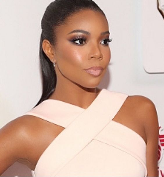 Instagram Analytics | Gabrielle Union Hair Makeup And Makeup Looks