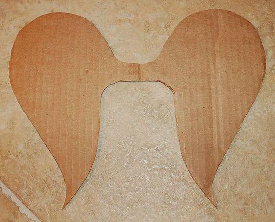 Diy Angelic Organdy Ribbon Angel Wings Hediyeler Fikirler Kostum Makyaji