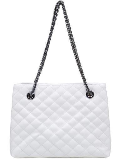 Página de detalhes do produto Shoulder Bag Matelassê & Correntes
