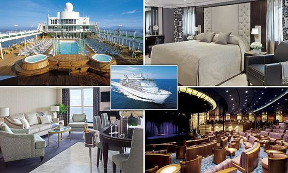 Seven Seas Navigator cruise passengers will visit 31 countries in six continents