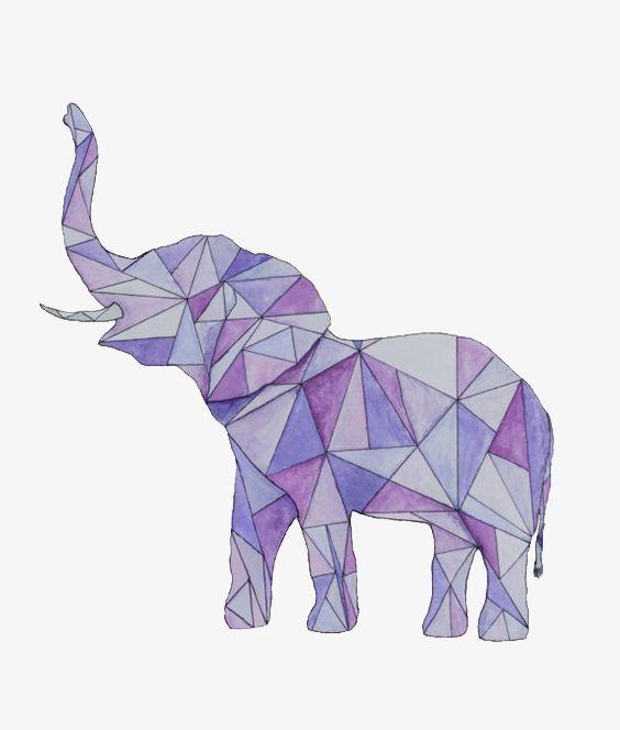 Animales De Figuras Geometricas