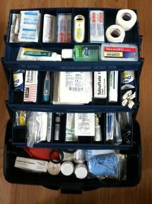5 Most Important Items In Your First Aid Kit!