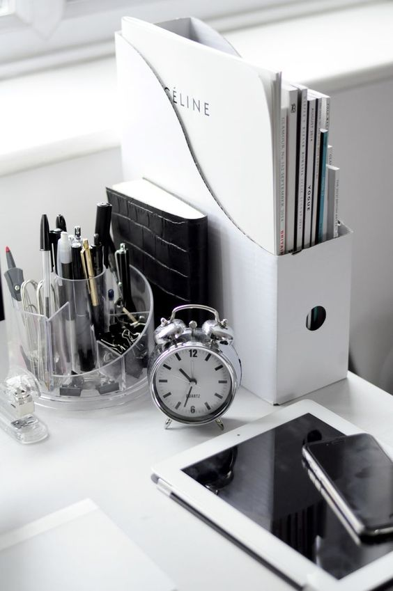 staying organized minimal workspace workspace inspiration home office desk work from boss workspace home office design