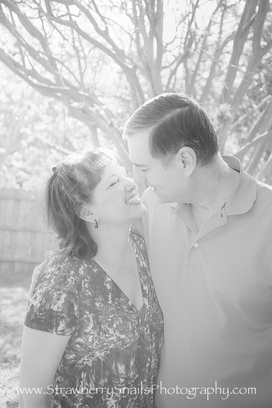 Forty-one years of marriage and they still got it.  Couple portrait shoot.