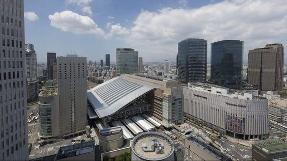 大阪・大阪ステーションシティ