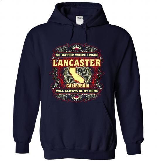 Lancaster - silk screen #boys hoodies #orange hoodie