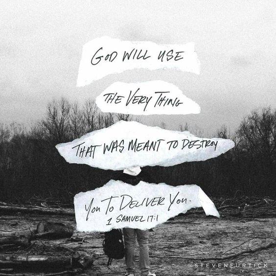 Steven Furtick - 1 Samuel 17:1 - Destruction to Deliverance!