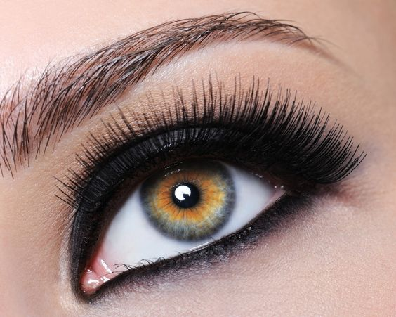 eyelashes burnt through electrical burns can be restored with ...