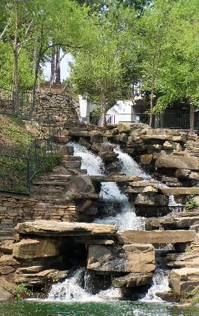 South Carolina - Finley Park in the state capital of Columbia. SC became the 8th state on May 23, 1788.