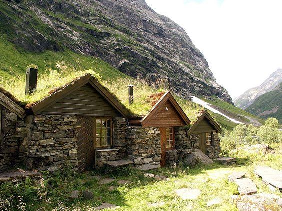 Seter I Nordangsdalen Mountain 39 Cabins 39 For Shepherds