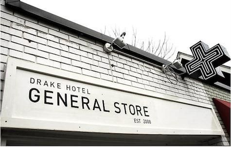 Shopper's Diary: Drake Hotel General Store in Toronto Remodelista