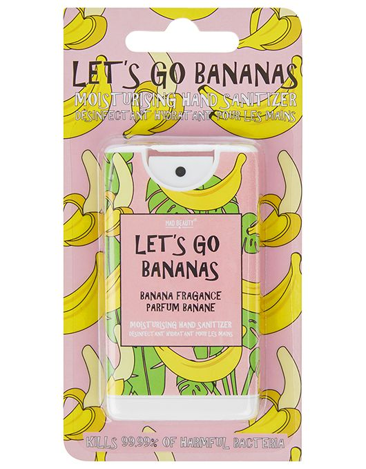 Banana Hand Sanitiser Hand Sanitizer Back To School Bags