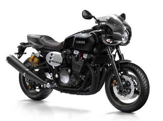 2015 Yamaha XJR1300 Racer edition