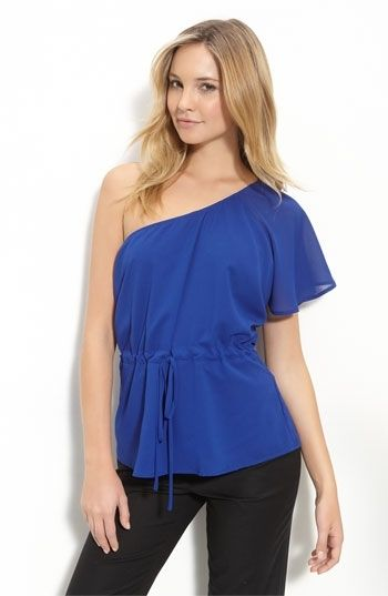 Éclair One Shoulder Top | Nordstrom - StyleSays