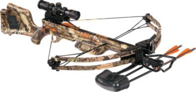 Wicked Ridge Warrior HL Crossbow Package by TenPoint