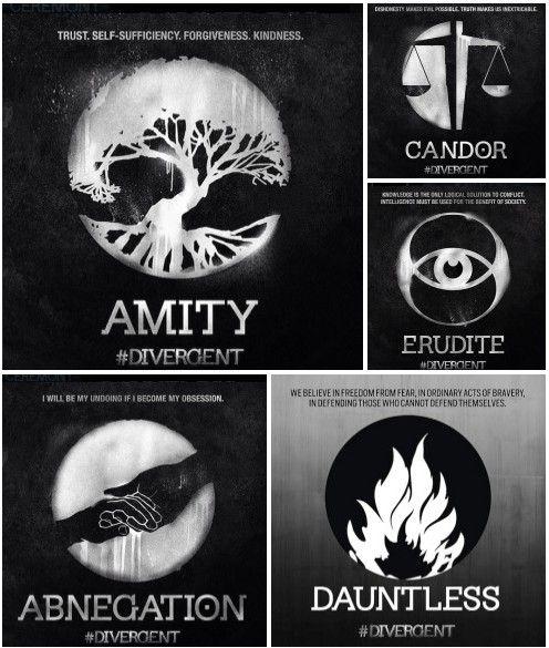 Divergent Movie Faction Symbols | Divergent | Pinterest ...