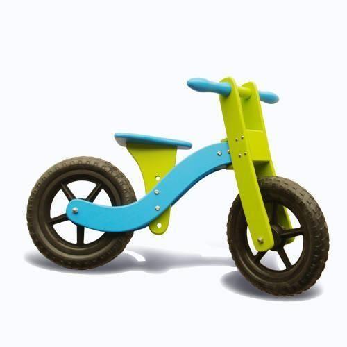 Messingschlager Police Bicicleta Infantil sin Pedales