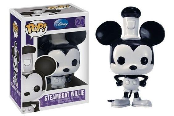 Toy Art Pop! - Mickey | Steamboat Willie - Vou comprar