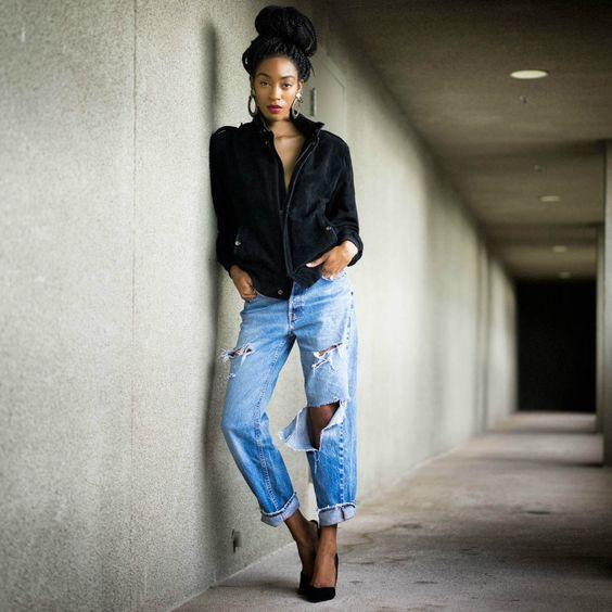 5 jeitos de renovar o boyfriend jeans - Moda it