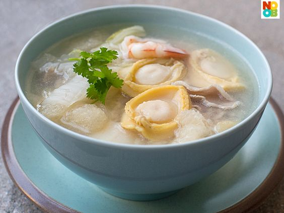 Chinese New Year Porridge Recipe