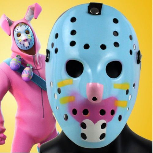 Gaming Pinwire Fortnite Bunny Rabbit Raider Face Head Mask Cosplay Halloween 4 Hours Ago Fort Halloween Party Props Party Props Halloween Party Costumes