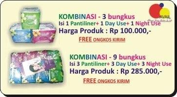 pembalut sehat avail  #TokoAvailSehat