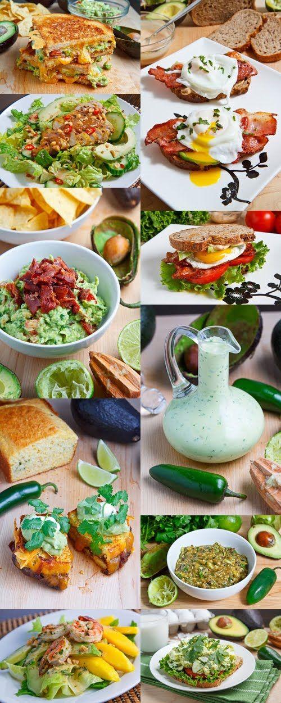10 Amazing Avocado Recipes