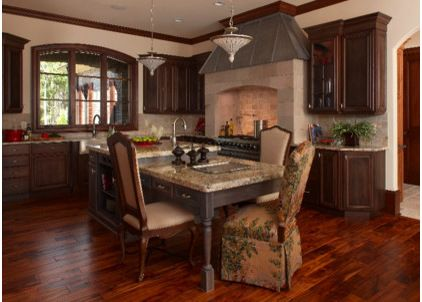 Kitchen Island With Table Attached Kitchen Islands With Tables Attached Kitchen Pinterest
