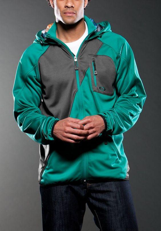 Lush Green Blunt Force Oakley Hoodie $90