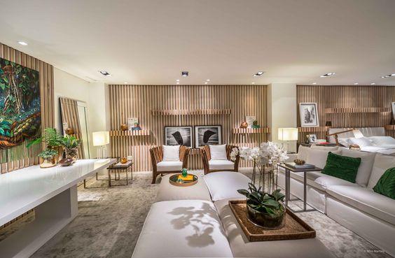 Ambiente criado pela arquiteta Roberta Kassouf para Artefacto Home - Campinas